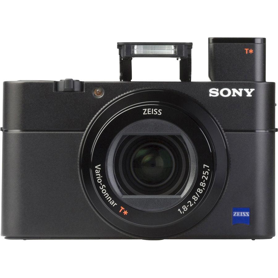 Sony Cyber-Shot DSC-RX100M5 - Vue de face