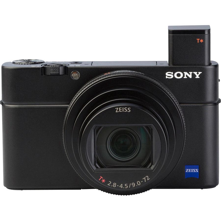 Sony Cyber-Shot DSC-RX100M7 - Autre vue de face