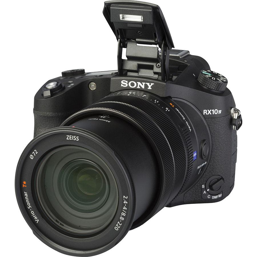 Sony Cyber-Shot DSC-RX10M4 - Vue principale