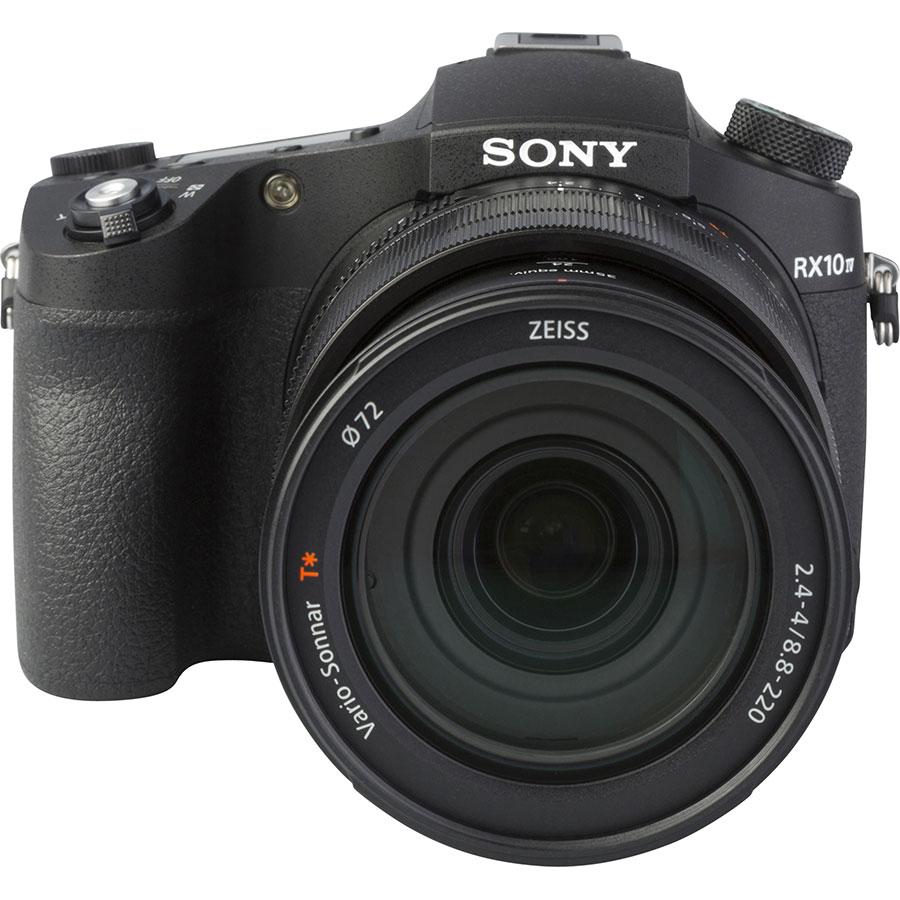 Sony Cyber-Shot DSC-RX10M4 - Autre vue de face
