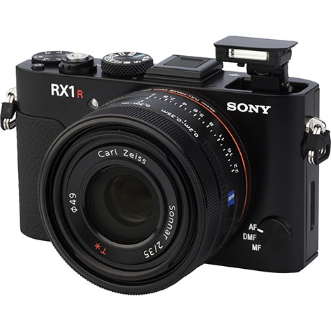 Sony Cyber-Shot DSC-RX1R - Vue principale