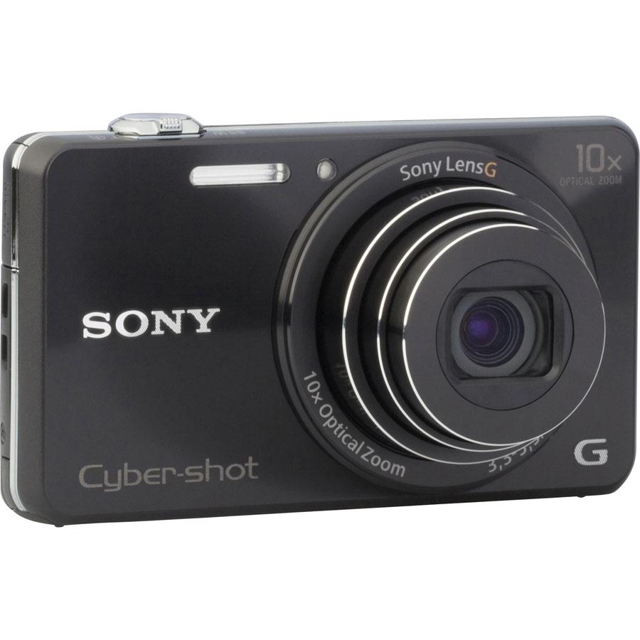Sony Cyber-Shot DSC-WX220 - Vue de 3/4 vers la droite