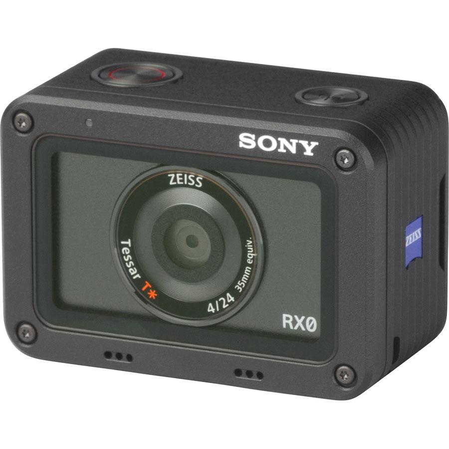 Sony Cyber-Shot RX0 - Vue principale