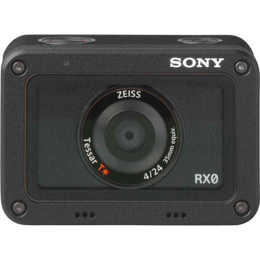 Sony Cyber-Shot RX0 - Autre vue de face