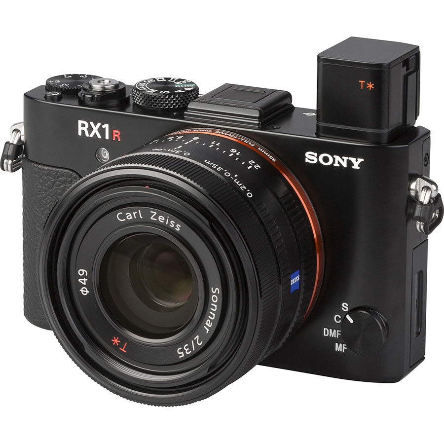 Sony Cyber-Shot RX1RM2 - Vue principale