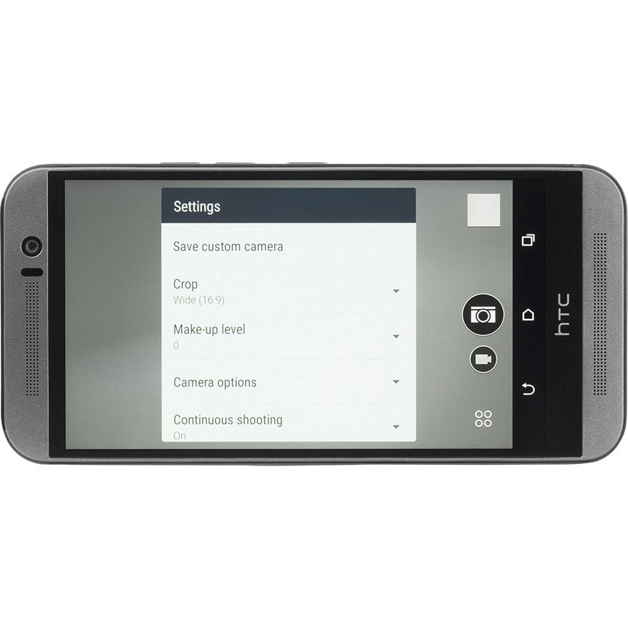 Test htc one m9 appareil photo des smartphones ufc for Photo ecran htc