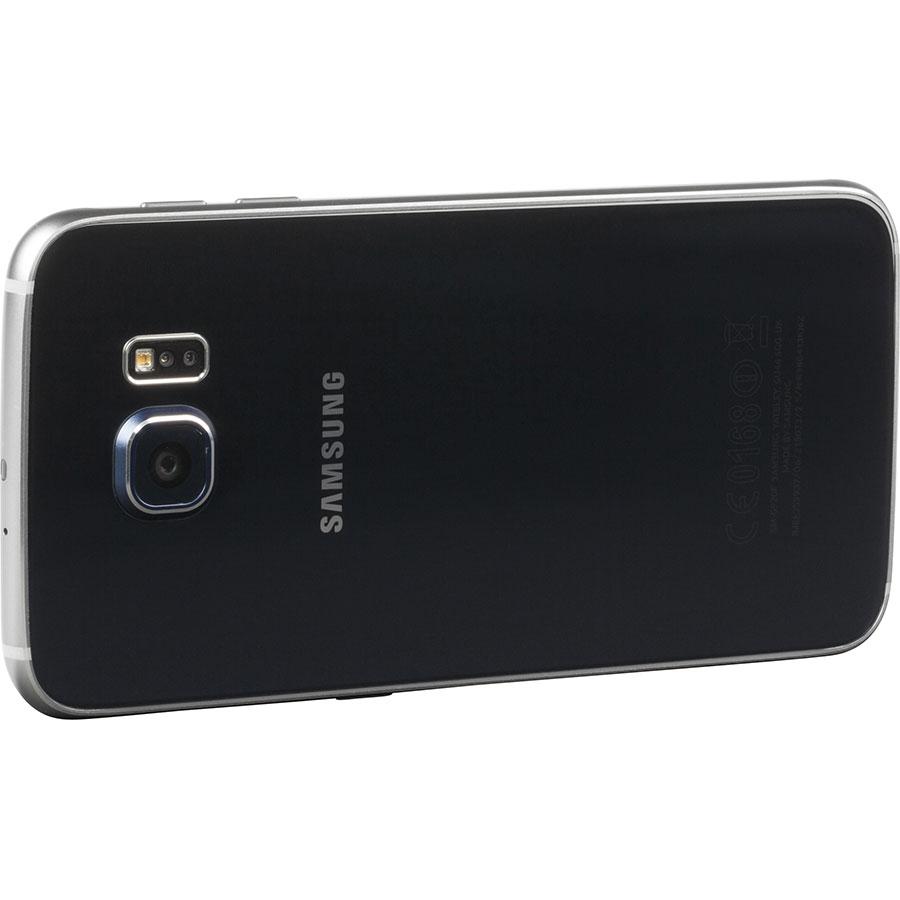 Samsung Galaxy S6 - Autre vue du smartphone