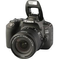 Canon EOS 200D + EF-S 18-55 mm IS STM - Vue principale