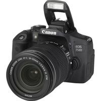 Canon EOS 750D + EF-S 18-135 mm IS STM - Vue principale