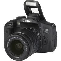 Canon EOS 750D + EF-S 18-55 mm IS STM - Vue principale