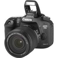 Canon EOS 7D Mark II + EF-S 15-85 mm IS USM - Vue principale