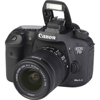 Canon EOS 7D Mark II + EF-S 18-55 mm IS STM - Vue principale