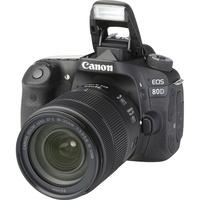 Canon EOS 80D + EF-S 18-135 mm IS USM - Vue principale