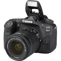 Canon EOS 90D + EF-S 18-55 mmIS STM