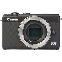 Canon EOS M100 + EF-M 15-45 mm IS STM - Vue de face sans objectif