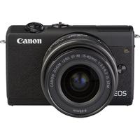 Canon EOS M200 + EF-M 15-45 mm IS STM - Vue de face