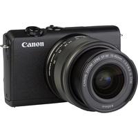 Canon EOS M200 + EF-M 15-45 mm IS STM - Vue de 3/4 vers la droite