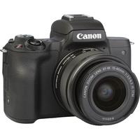 Canon EOS M50 + EF-M 15-45 mm IS STM - Vue de 3/4 vers la droite