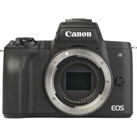 Canon EOS M50 + EF-M 15-45 mm IS STM - Vue de face sans objectif