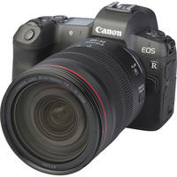 Canon EOS R + RF 24-105 mm L IS USM - Vue principale