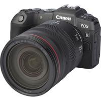 Canon EOS RP + RF 24-105 mm L IS USM - Vue principale