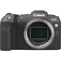 Canon EOS RP + RF 24-105 mm L IS USM - Vue de face sans objectif