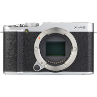 Fujifilm X-A2 + Fujinon Super EBC XC 16-50 mm OIS II - Vue de dos