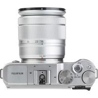 Fujifilm X-A3 + Fujinon Super EBC XC 16-50 mm OIS II - Vue du dessus