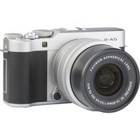 Fujifilm X-A5 + Fujinon Super EBC XC 15-45 mm OIS PZ - Vue de 3/4 vers la droite