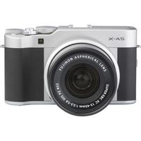 Fujifilm X-A5 + Fujinon Super EBC XC 15-45 mm OIS PZ - Autre vue de face