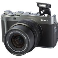 Fujifilm X-A7 + Fujinon Super EBC XC 15-45 mm OIS PZ