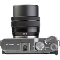 Fujifilm X-A7 + Fujinon Super EBC XC 15-45 mm OIS PZ - Vue du dessus