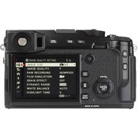 Fujifilm X-Pro2 + Fujinon Super EBC XF 18-55 mm R LM OIS - Vue de face sans objectif