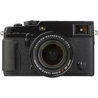 Fujifilm X-Pro2 + Fujinon Super EBC XF 18-55 mm R LM OIS - Vue de l'objectif