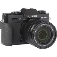 Fujifilm X-T 10 + Fujinon Super EBC XC 16-50 mm OIS II - Vue de dos