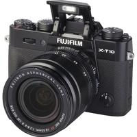 Fujifilm X-T 10 + Fujinon Super EBC XF 18-55 mm R LM OIS - Vue principale
