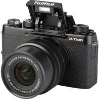 Fujifilm X-T100 + Fujinon Super EBC XC 15-45 mm OIS PZ