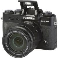 Fujifilm X-T20 + Fujinon Super EBC XC 16-50 mm OIS II - Vue principale