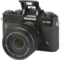 Fujifilm X-T20 + Fujinon Super EBC XC 16-50 mm OIS II
