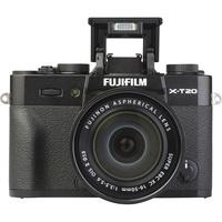 Fujifilm X-T20 + Fujinon Super EBC XC 16-50 mm OIS II - Vue de face