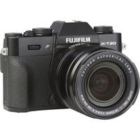 Fujifilm X-T20 + Fujinon Super EBC XF 18-55 mm R LM OIS - Vue de 3/4 vers la droite
