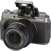 Fujifilm X-T200 + Fujinon Super EBC XC 15-45 mm OIS PZ