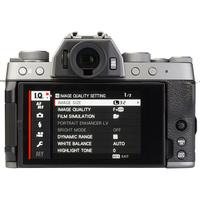 Fujifilm X-T200 + Fujinon Super EBC XC 15-45 mm OIS PZ - Vue de dos