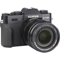 Fujifilm X-T30 + Fujinon Super EBC XF 18-55 mm R LM OIS - Vue de 3/4 vers la droite
