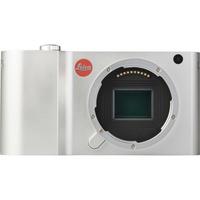 Leica T (Type 701) + Vario-Elmar-T 18-56 mm - Vue de face sans objectif