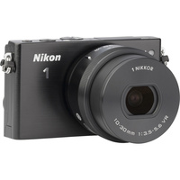Nikon 1 J4 + 1 Nikkor VR 10-30 mm PD-Zoom - Vue du dessus