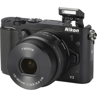 Nikon 1 V3 + 1 Nikkor VR 10-30 mm PD-Zoom