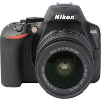 Nikon D3500 + AF-P DX Nikkor 18-55 mm G VR - Autre vue de face