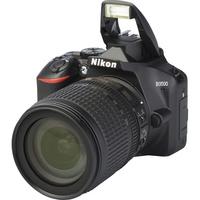 Nikon D3500 + AF-S DX Nikkor 18-105 mm G ED VR