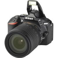 Nikon D5500 + AF-S DX Nikkor 18-105 mm G ED VR - Vue principale